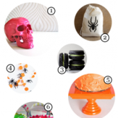Bright with Fright Halloween Party Supply Guide