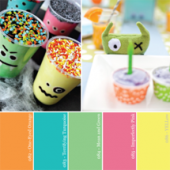 Hue It Yourself: Monster Bash