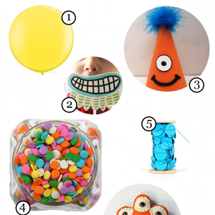 Monster Bash Party Supply Guide