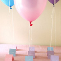 Five Things to do with Balloons
