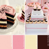 Hue It Yourself: Neapolitan Cake Tasting Party for Cake Week