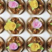 DIY Paper Flower Easter Eggs