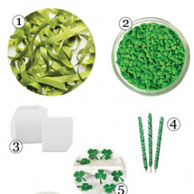 Shades of St. Patrick's Day Party Supply Guide