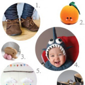 Handmade Gift Guide: Baby It's Cold Outside
