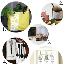 Handmade Gift Guide: Gifts You Can {Eat} With