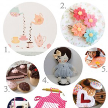 Handmade Gift Guide: Mini Martha