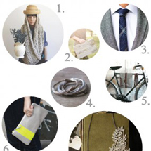 Handmade Gift Guide: Gifts You Can Accessorize With
