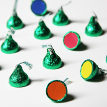 St. Patrick's Day DIY Edible Matching Game