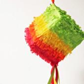 DIY Mini Piñatas for Cinco de Mayo