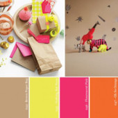 Hue It Yourself: Neon, Well Krafted