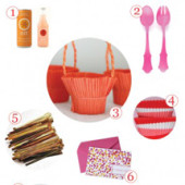 Say It With Sorbet Party Supply Guide