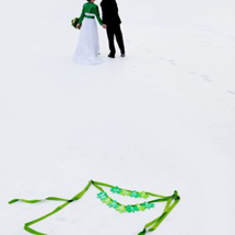 Amanda + Sean's St. Patrick's Day Inspired Wedding
