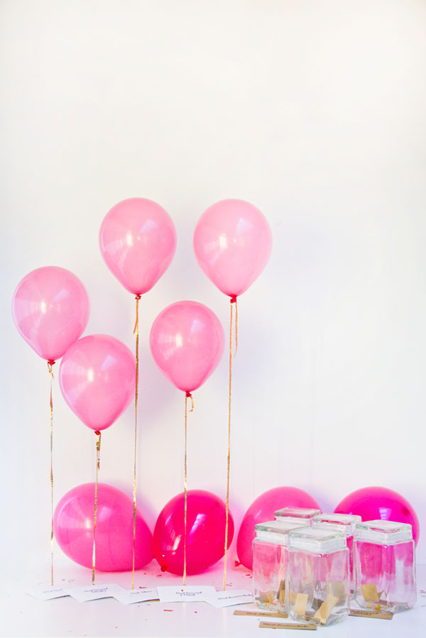 DIY Balloon Awards