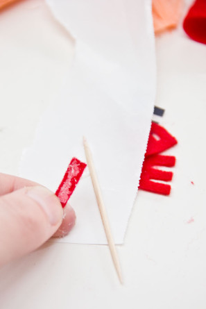 DIY Conversation Heart Pinata for Valentines Day