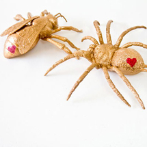 DIY Giant Love Bugs