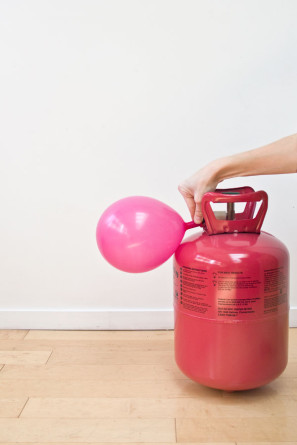 How To Fill Balloons with Helium