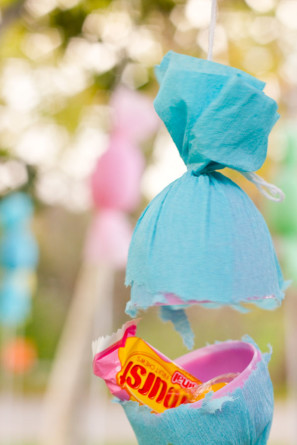 DIY Candy Egg Poppers