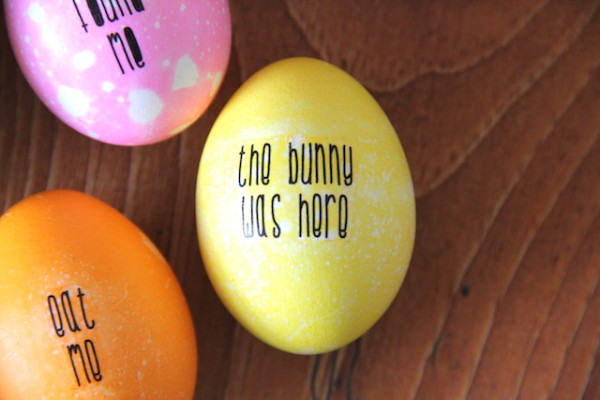DIY Easter Egg Hunt Eggs