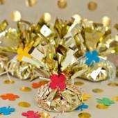 DIY Fringey Pots of Gold