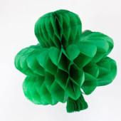 DIY Shamrock Honeycombs