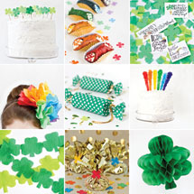 St. Patrick's Day DIY Projects