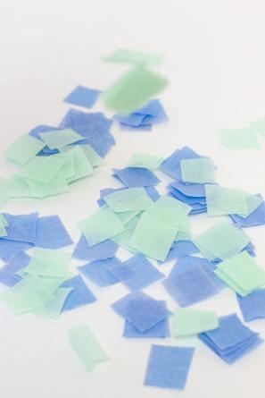 DIY Streamer Confetti