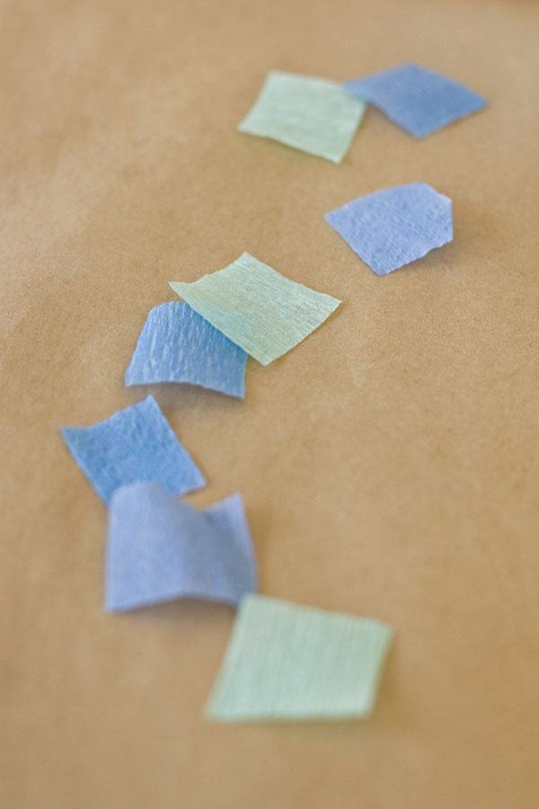 DIY Streamer Confetti Tutorial