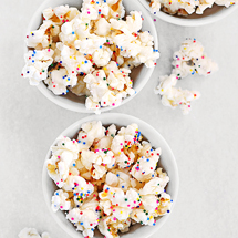 Five Fancy Ways to Eat Popcorn
