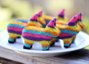 Five Ways to Make an Edible Piñata