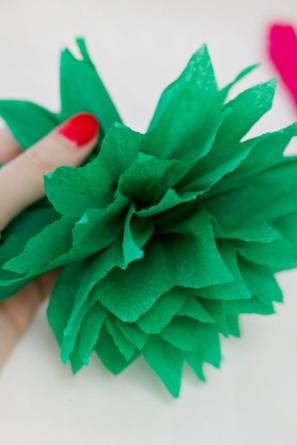 Pinata Paper Flowers