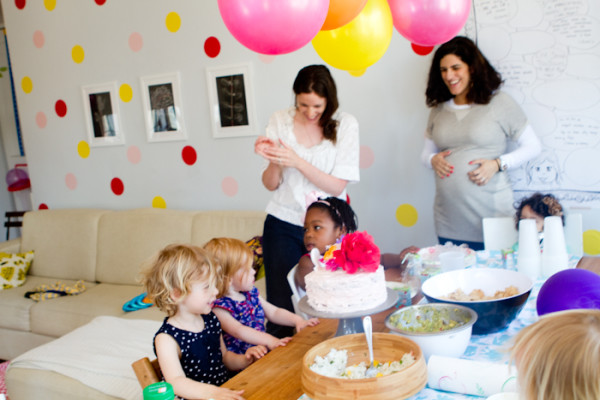 Colorful DIY Birthday Party