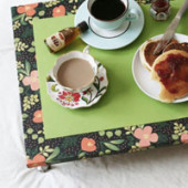 Five Ways to Serve Breakfast in Bed