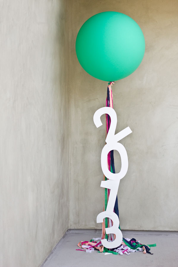 DIY Giant Balloon Messages | Studio DIY