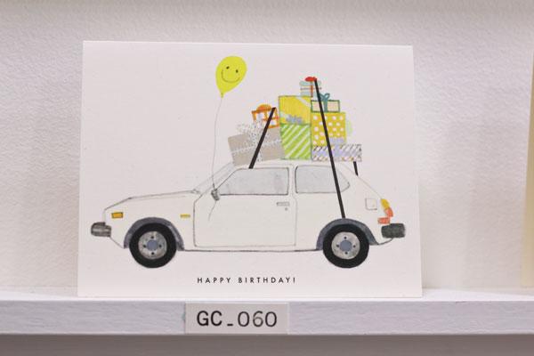 Dear Hancock Birthday Card
