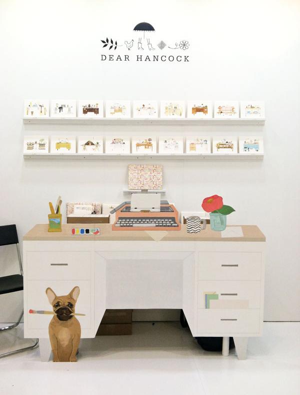Dear Hancock Desk