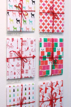 Mr Boddingtons Studio Holiday Wrap