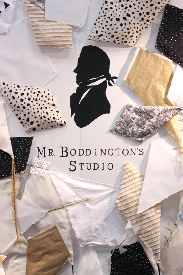 Mr Boddingtons Studio Kite Wall