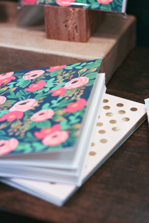 Rifle Paper Co Notebooks