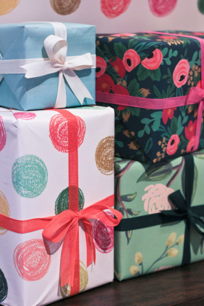 Rifle Paper Co Wrapping Paper