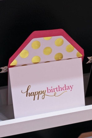 Sugar Paper Birthday Cards