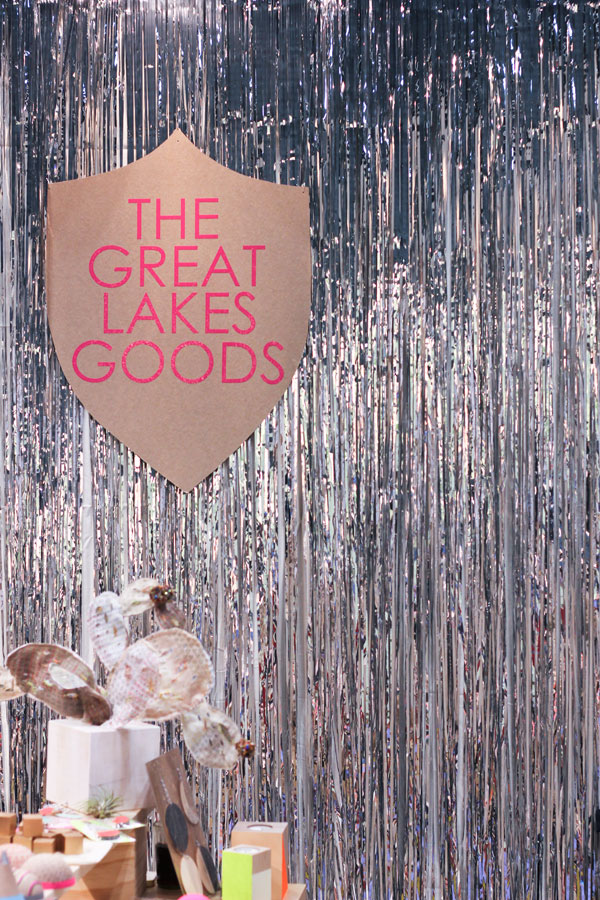 The Great Lakes Goods Fringe Wall
