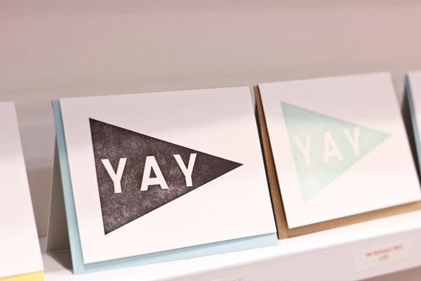 The Iron Curtain Press Yay Card