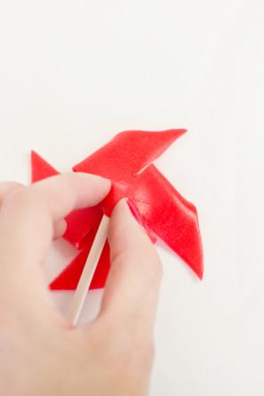 Airhead Pinwheels Step 8