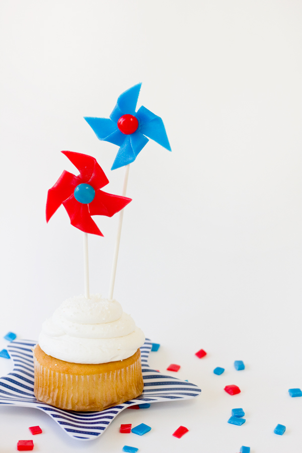 DIY Edible Pinwheels