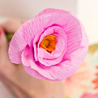 DIY Paper Flower Pencils for The Sweetest Occasion