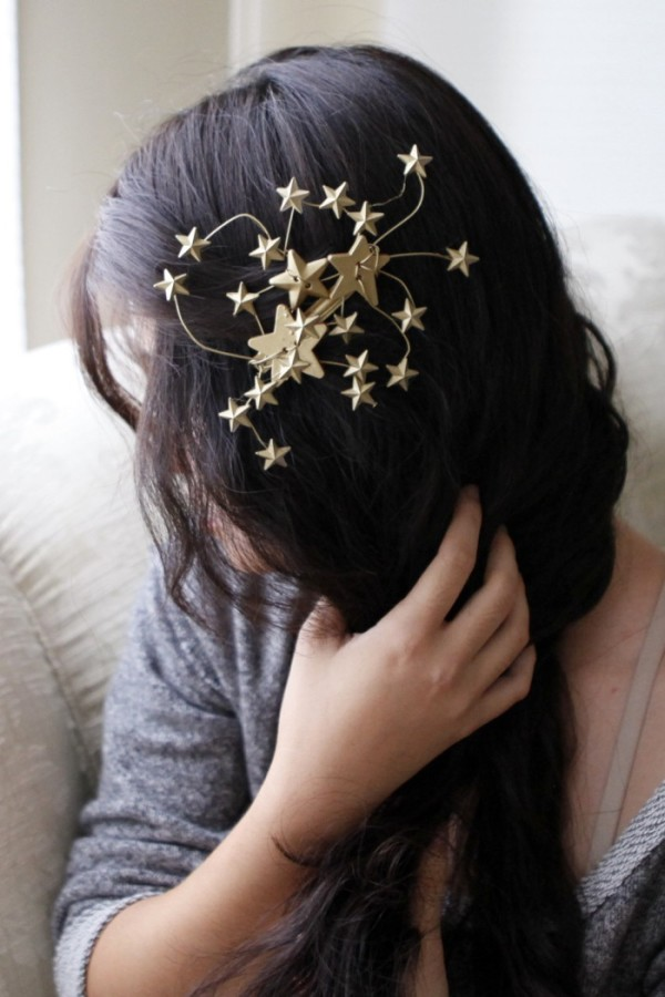 DIY Star Clips