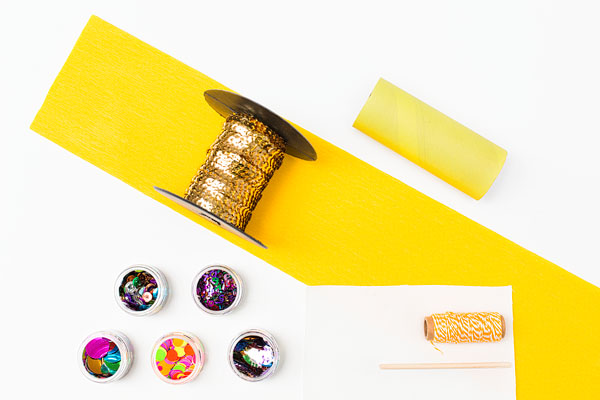 How To Make Confetti Poppers