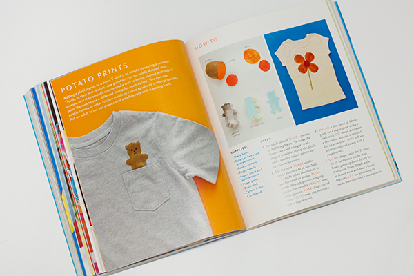 Martha Stewart's Favorite Crafts for Kids Book