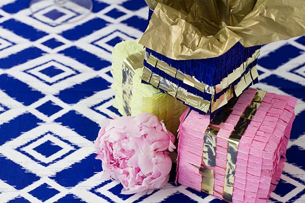 Piñata Boxes DIY
