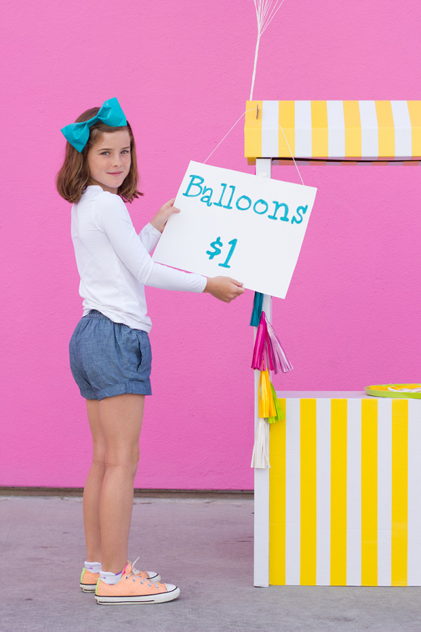 Balloon Stand DIY Tutorial